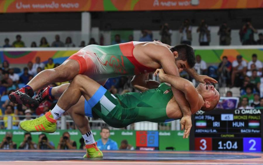 Саид Абдвали, Иран