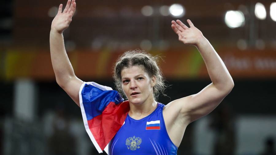 Екатерина Борисовна Букина, Россия