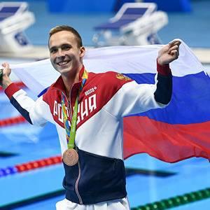 Антон Михайлович Чупков, Россия