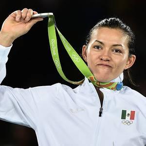 Мария дель Росарио Эспиноса, Мексика