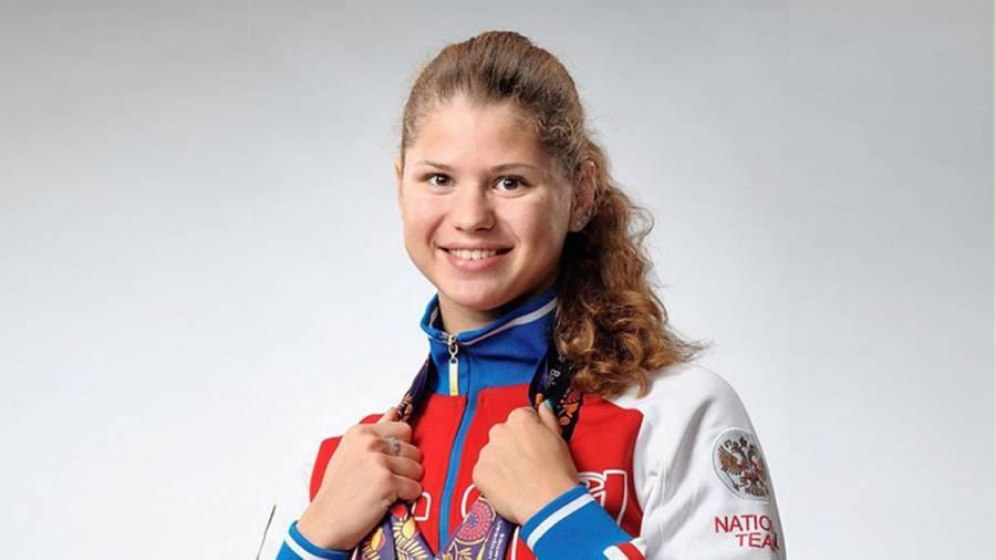 Мария Андреевна Каменева, Россия