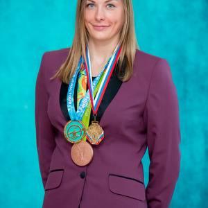 Соболева Евгения Викторовна, Россия