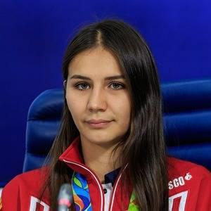 Екатерина Фёдоровна Ильина, Россия