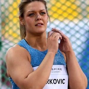 Сандра Перкович, Хорватия