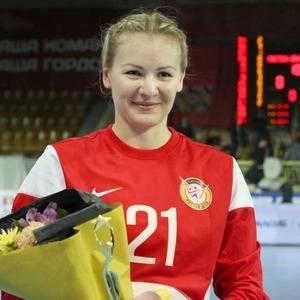 Анна Сергеевна Седойкина, Россия