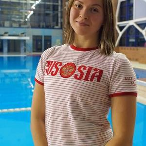 Симанович Анастасия Дмитриевна, Россия