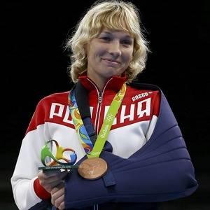 Анастасия Евгеньевна Белякова, Россия