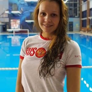 Карнаух Анна Олеговна, Россия