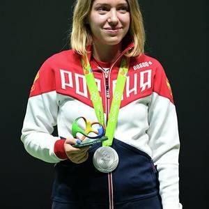 Виталина Игоревна Бацарашкина, Россия