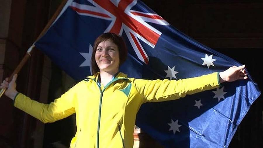Анна Мирс, Австралия
