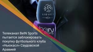 Телеканал BeIN Sports пытается заблокировать покупку футбольного клуба «Ньюкасл» Саудовской Аравией