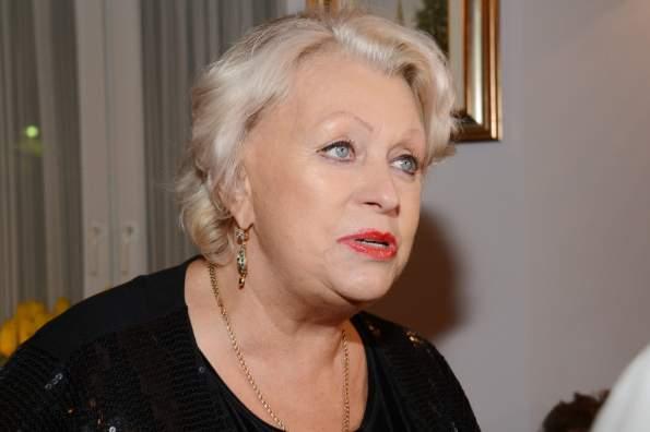Актриса Людмила Поргина пожаловалась на пенсию 53 тысяч рублей