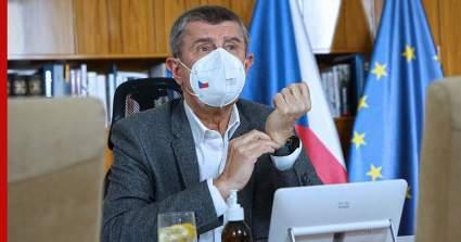 Чешский премьер-министр поблагодарил Словакию за высылку дипломатов РФ