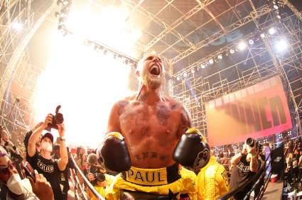 Блогер Джейк Пол нокаутировал бывшего чемпиона Bellator Бена Аскрена