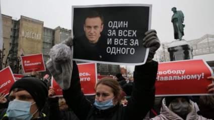 Штаб Навального анонсировал всероссийские митинги в конце апреля
