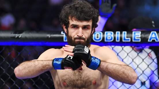 Исключенный из рейтинга UFC Забит Магомедшарипов может завершить карьеру