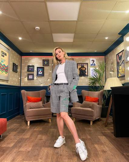 """Полина Гагарина заявила, что никогда не пойдет на шоу """"Осторожно, Собчак!"""""""