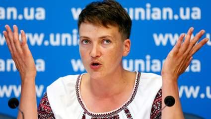 Экс-депутат Рады Савченко предрекла Украине «потерю всего» в случае обострения в Донбассе