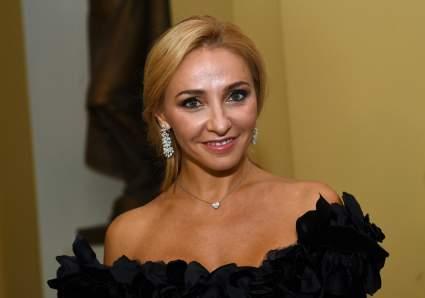 Татьяна Навка рассказала об ошибке камеры на соревнованиях дочери
