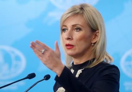 Мария Захарова назвала высылку чешских дипломатов адекватным ответом Праге