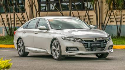 Водителям в России назвали преимущества и недостатки Honda Accord