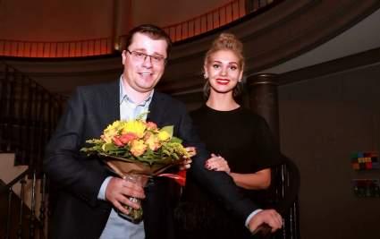 Комик Гарик Харламов пошутил про причину развода с Кристиной Асмус
