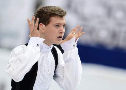Фигурист Ковтун: Плющенко допустил ошибку во время чемпионата мира в Стокгольме
