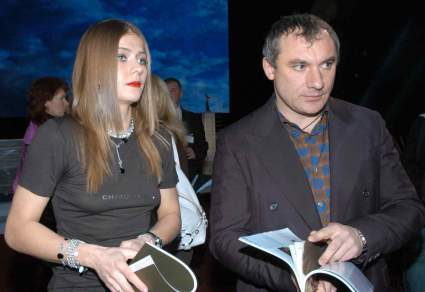 Актриса Мария Голубкина показала редкое фото с бывшим супругом Николаем Фоменко