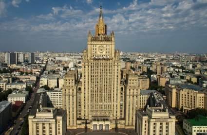 В МИД России высказались о высылке российского дипломата из Украины