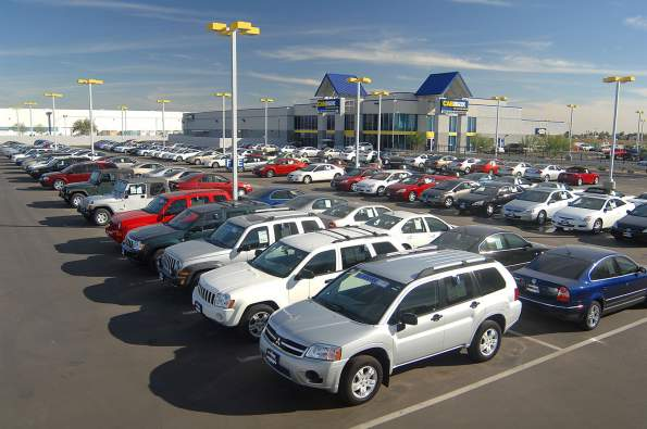 Автостат: рынок автомобилей с пробегом в России поднялся на 10,4 % в марте 2021 года