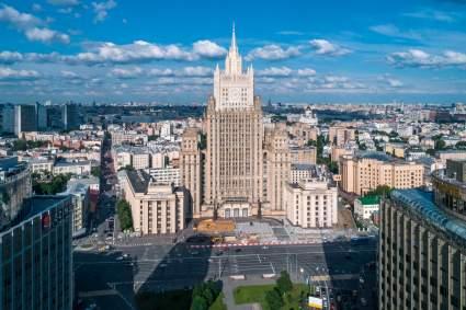 МИД России: 28 апреля вызваны послы прибалтийских стран и Словакии