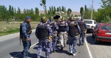 Стороны Киргизии и Таджикистана договорились о прекращении огня