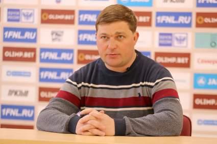 Голубев охарактеризовал нового тренера «Уфы» Стукалова тремя словами