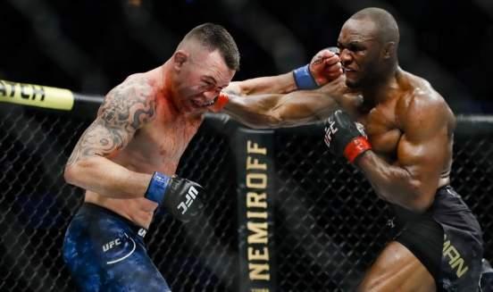 Колби Ковингтон хочет взять реванш у чемпиона UFC Усмана