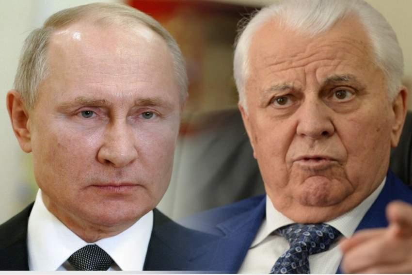 Экс-президент Украины Кравчук пригрозил «дать Путину под дых»