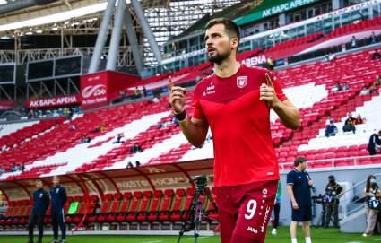 """Деспотович предложил свои услуги """"Барселоне"""": «Дайте хорошие деньги и увидимся в «Барсе»»"""