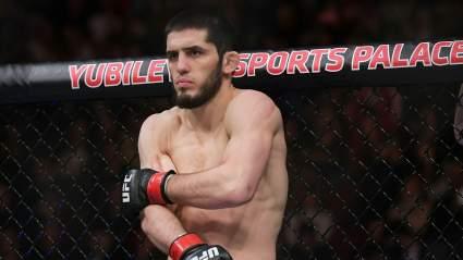 Следующий бой Ислама Махачева станет главным на турнире UFC