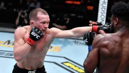 Вице-президент UFC по России Громковский надеется, что Ян снова проведет бой за титул