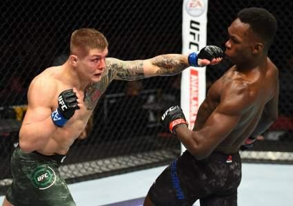 Веттори бросил вызов чемпиону UFC Адесанье после победы над Холландом