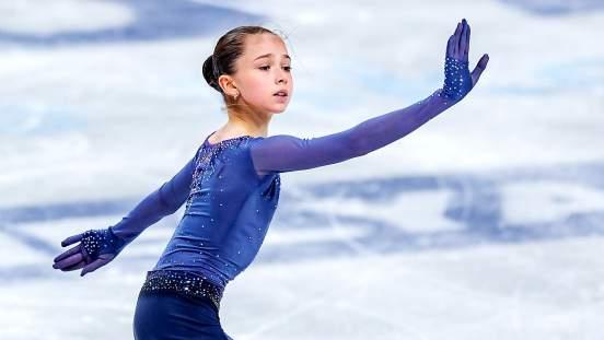 Команда Этери Тутберидзе показала фото Камилы Валиевой с шоу «Чемпионы на льду»