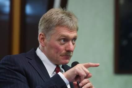 Песков: Появление войск НАТО на Украине потребует дополнительных мер