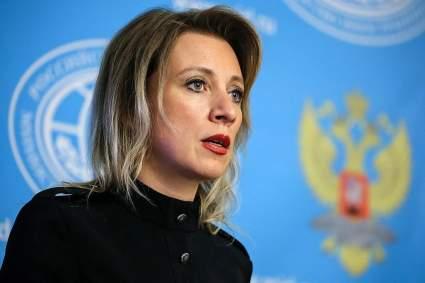 Захарова прокомментировала слова Зеленского о роли украинцев в полете Гагарина в космос