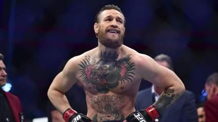 Экс-чемпион UFC Макuрегор обратился к хейтерам с вопросом