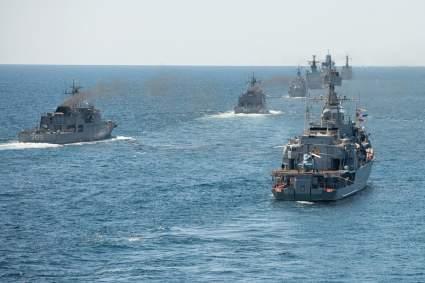Россия закрыла участки Черного моря для иностранных судов