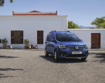 Компания Renault выпустит обновленный пассажирский Renault Express весной 2021 года