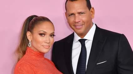 Дженнифер Лопес и Алекс Родригес официально объявили о своем расставании