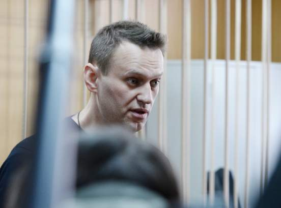 УФСИН России по Владимирской области сообщили о болезни Алексея Навального