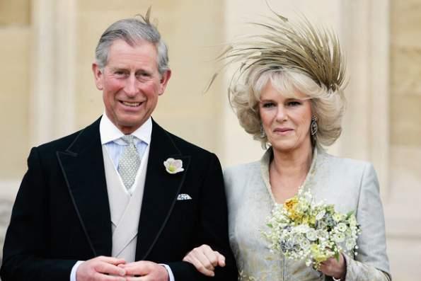 Принц Филипп умер в день 16-летия свадьбы сына Чарльза с Камиллой Паркер-Боулз