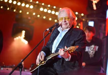 76-летний композитор Юрий Антонов появился на публике после длительного лечения