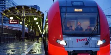 Несколько ивановских «Ласточек» продолжат прибывать на Курский вокзал